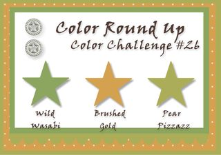 Color Round Up #26