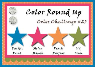 Color Round Up # 25