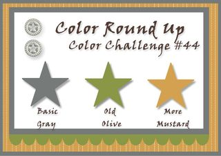 Color Round Up #44