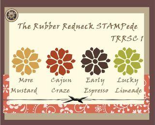 Stampede Color Challenge #1