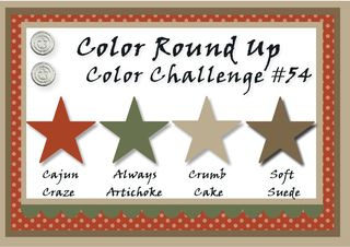 Color Round Up 54