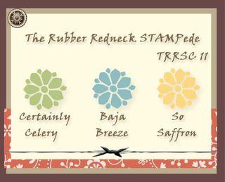 Stampede Color Challenge #11