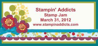 Stamp Jam Banner