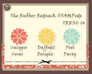 Stampede Color Challenge #14