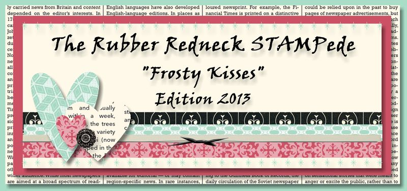 Frosty Kisses Banner