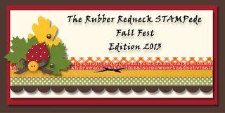 Fall Fest 2013 Banner