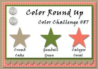 Color Round Up #87