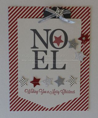 Noel Gift Card Holder