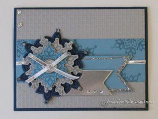 Festive Flurry Card 1