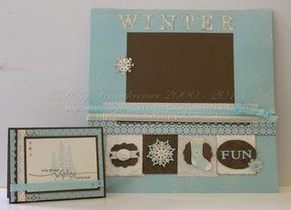 Winter Frost Set