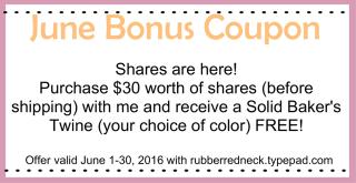 June Bonus 1