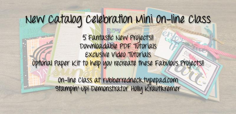 New Catalog Celebration Banner