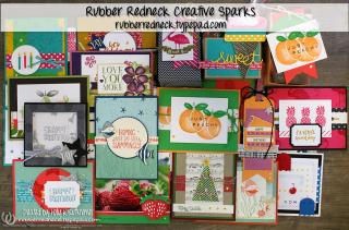 Rubber Redneck Creative Sparks