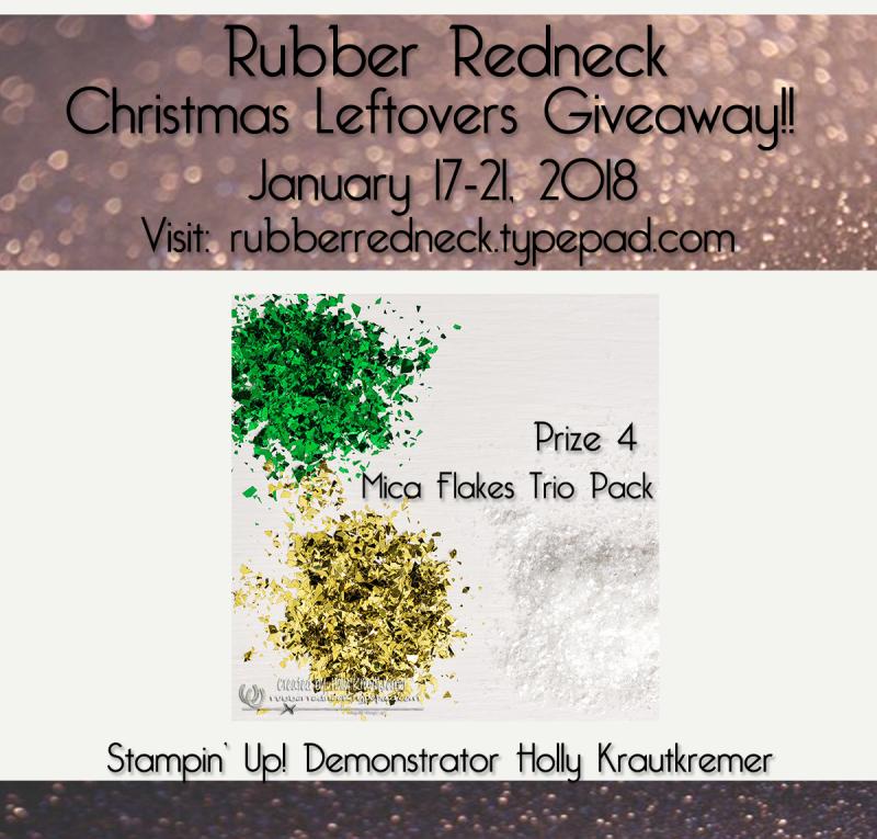 Rubber Redneck Christmas Leftover Giveaway #4