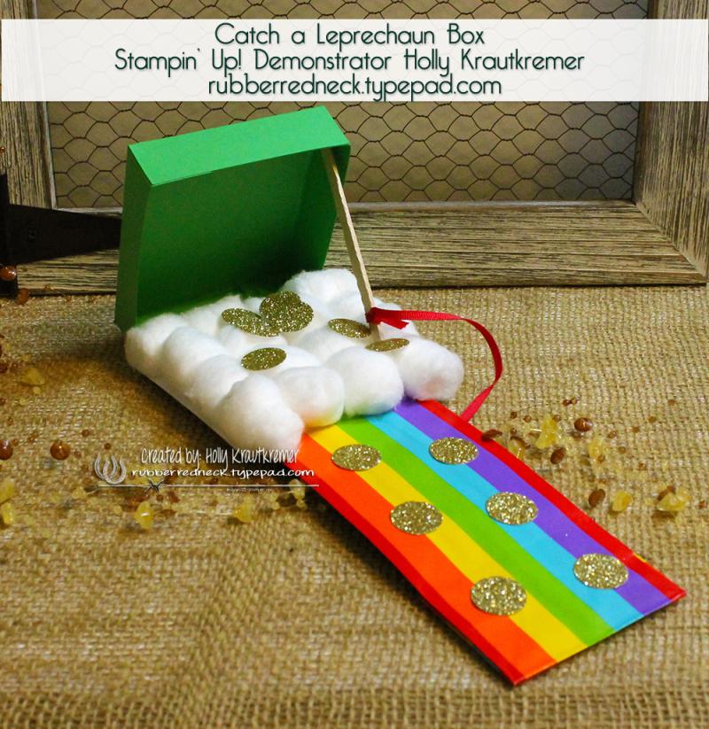 Catch a Leprechaun Box