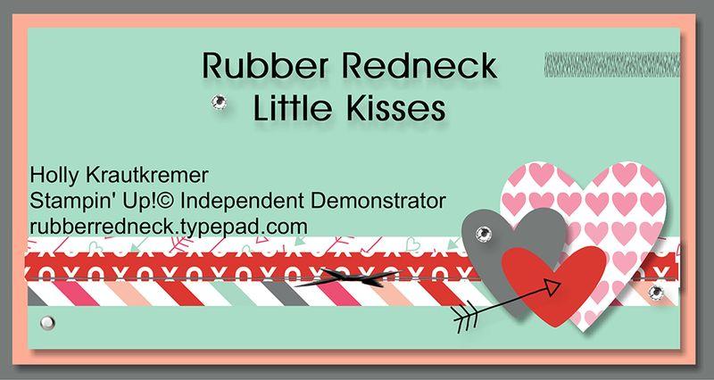Little Kisses Banner
