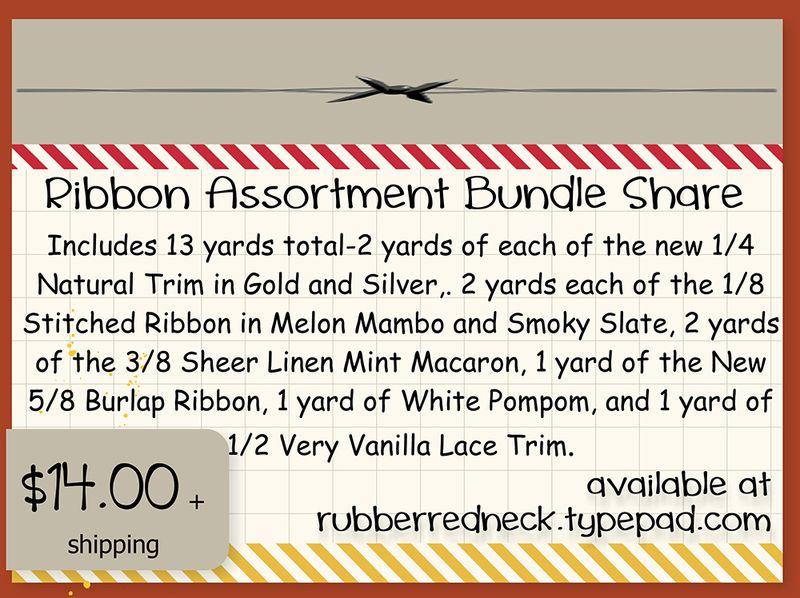 Ribbon Assortment Bundle Share