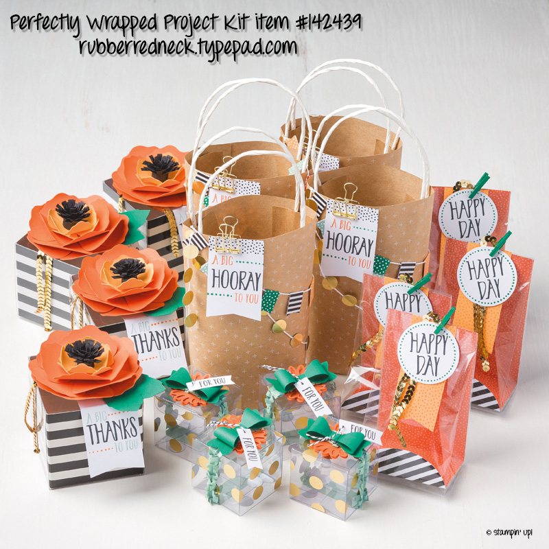 Perfectly Wrapped Project Kit