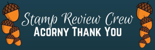 Acorny Thank You banner