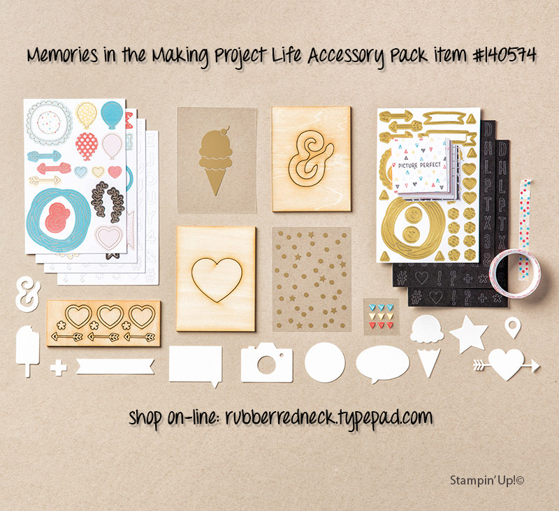 Memories in the Making Accessory
