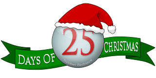 25 Days of Christmas Banner