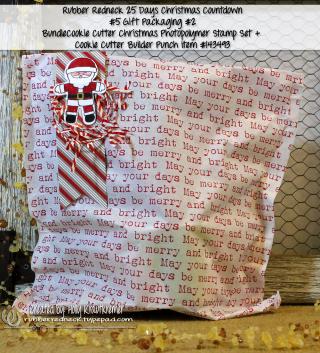 Santa Countdown Packaging #2