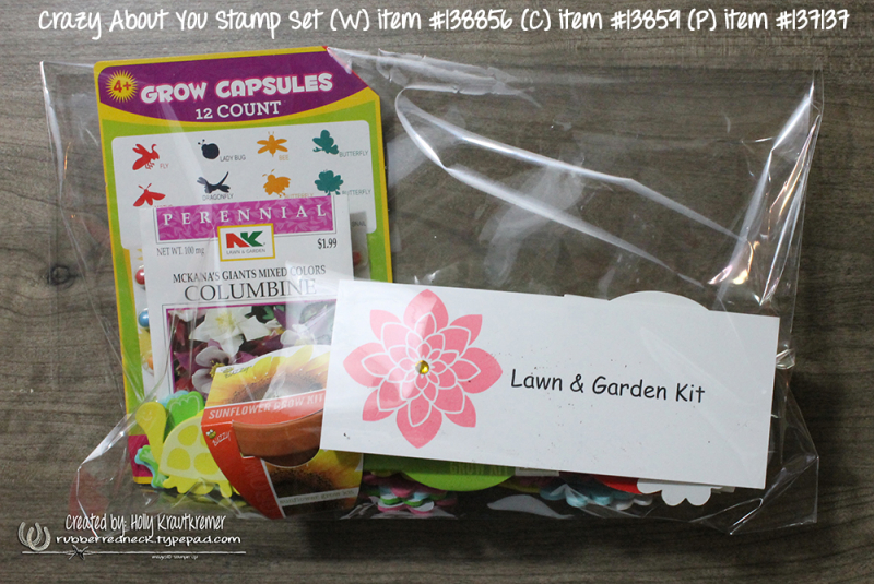 Lawn and Garden Kit