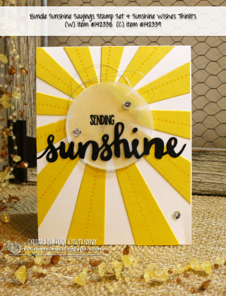 Sunshine Sayings