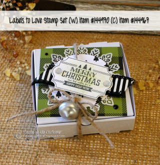 Labels to Love Christmas