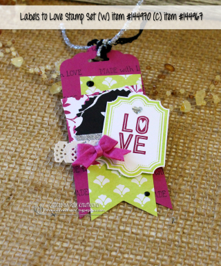 Labels to Love Valentine