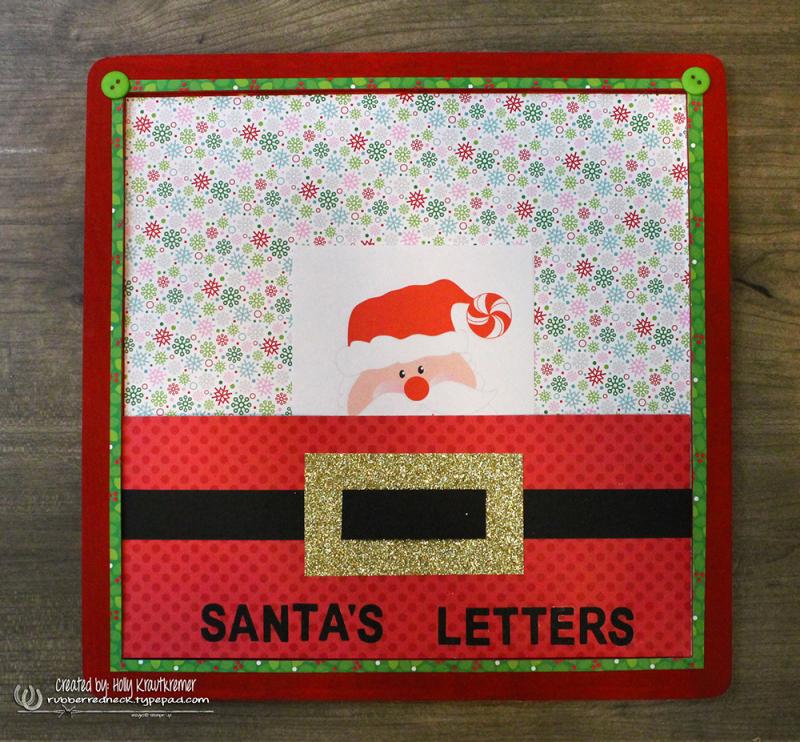 Santa's Letter Board 2