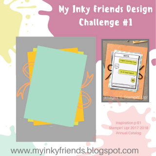 My Ink Friends Design Challenge