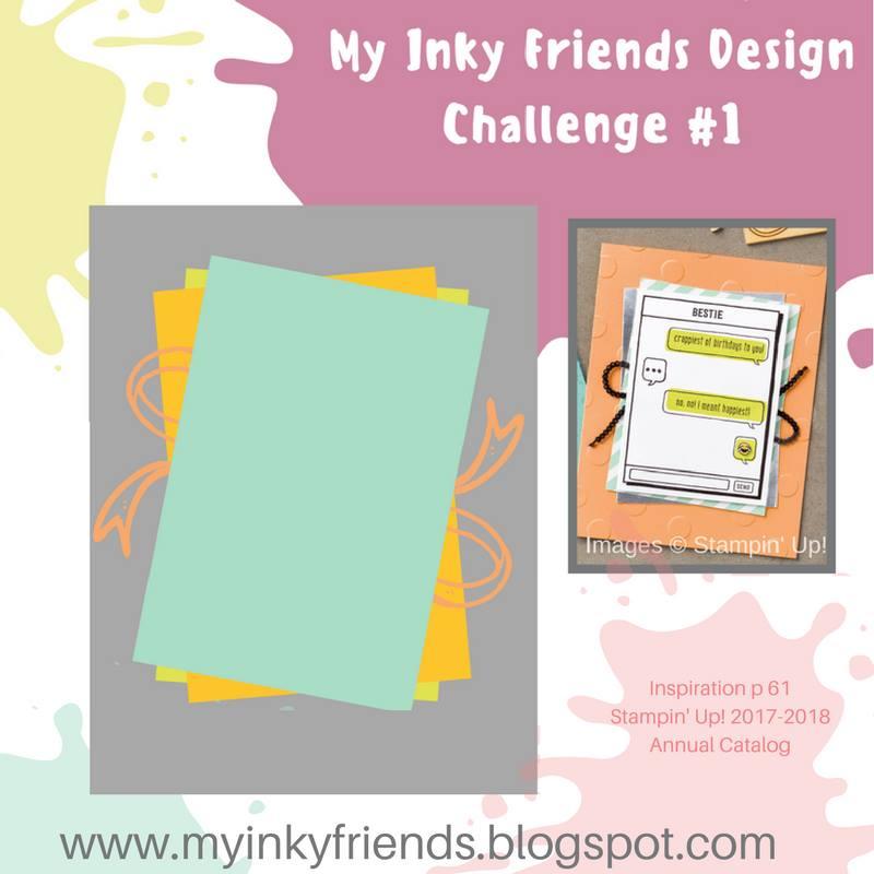 My Ink Friends Design Challenge