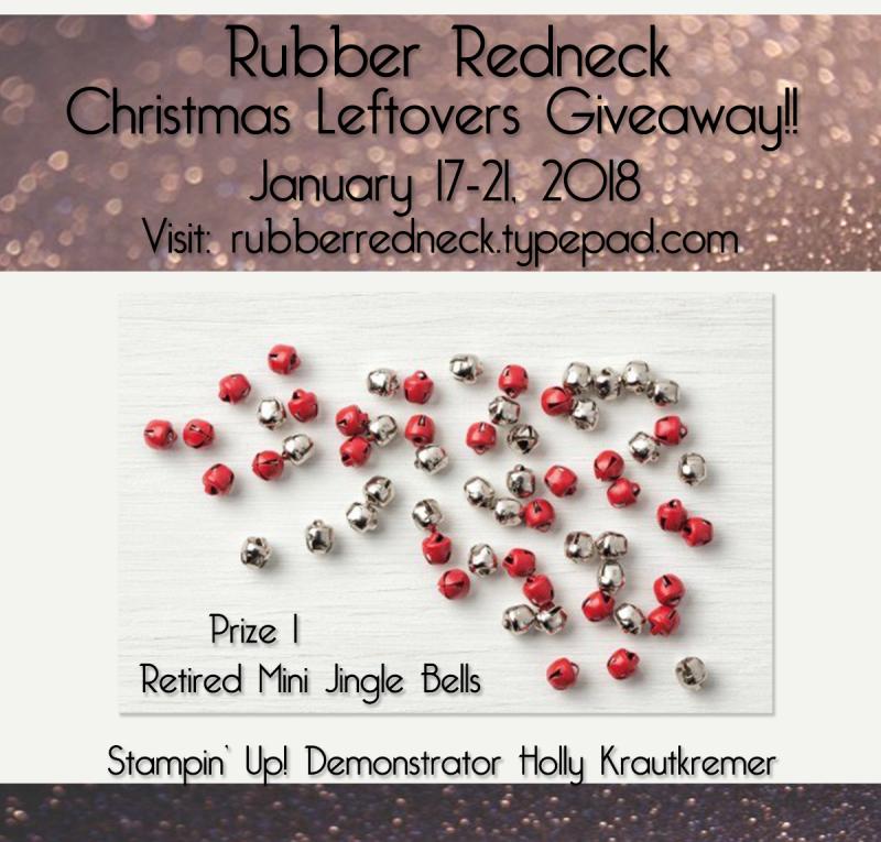 Rubber Redneck Christmas Leftover Giveaway #1