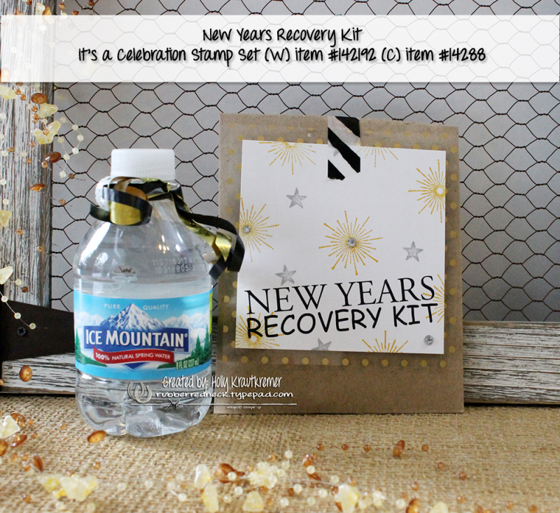 New Years Recovery Kit