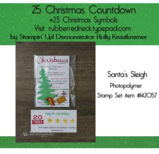 #23 Christmas Symbols