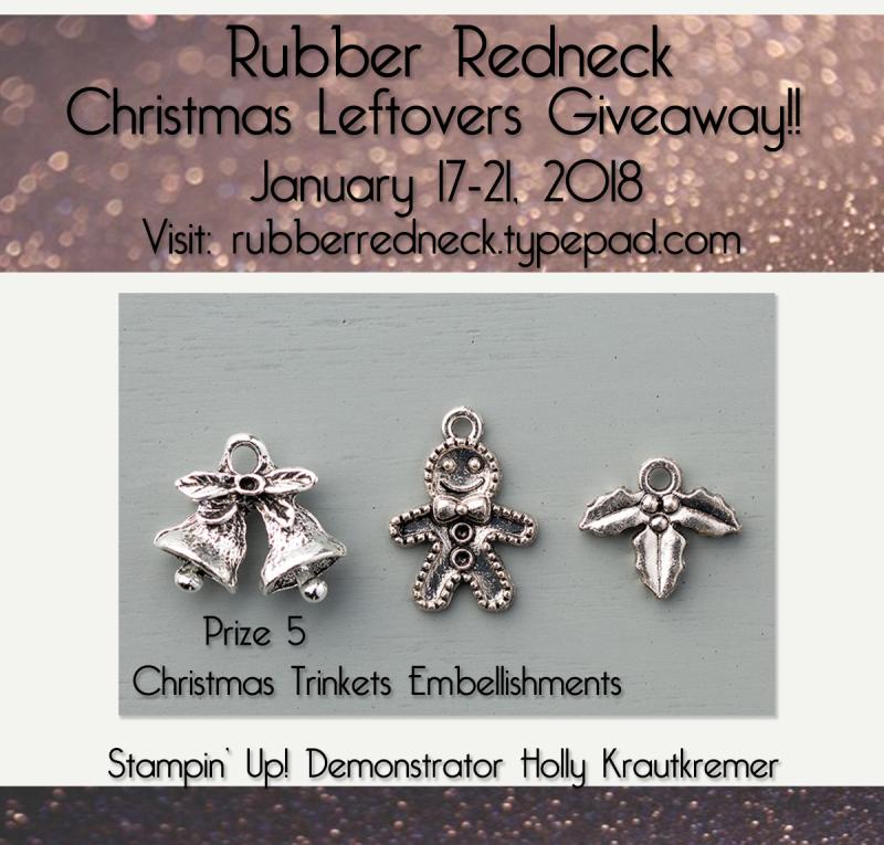 Rubber Redneck Christmas Leftover Giveaway #5