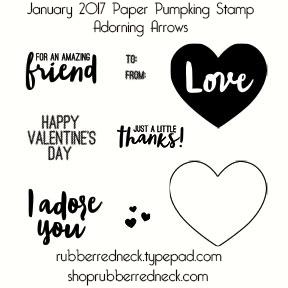 January Stamp