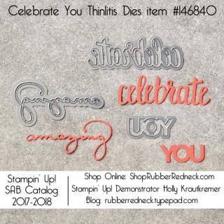 Celebrate You Thinlits