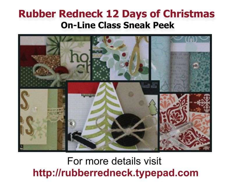 Sneak Peak 12 Days Christmas