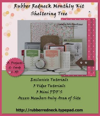 Monthly Kit Flyer Sheltering Tree