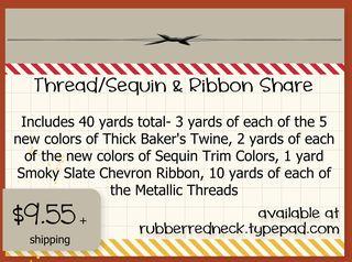 Thread Sequin