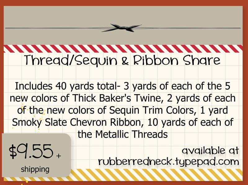 Thread Sequin