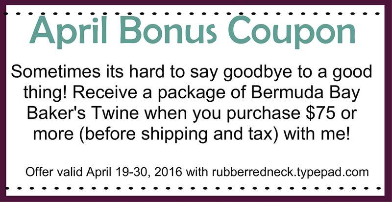 April Bonus