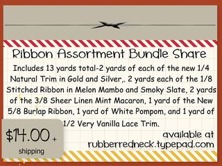 Ribbon Assortment Bundle Share