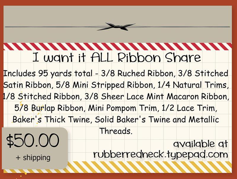 All Ribbon Share
