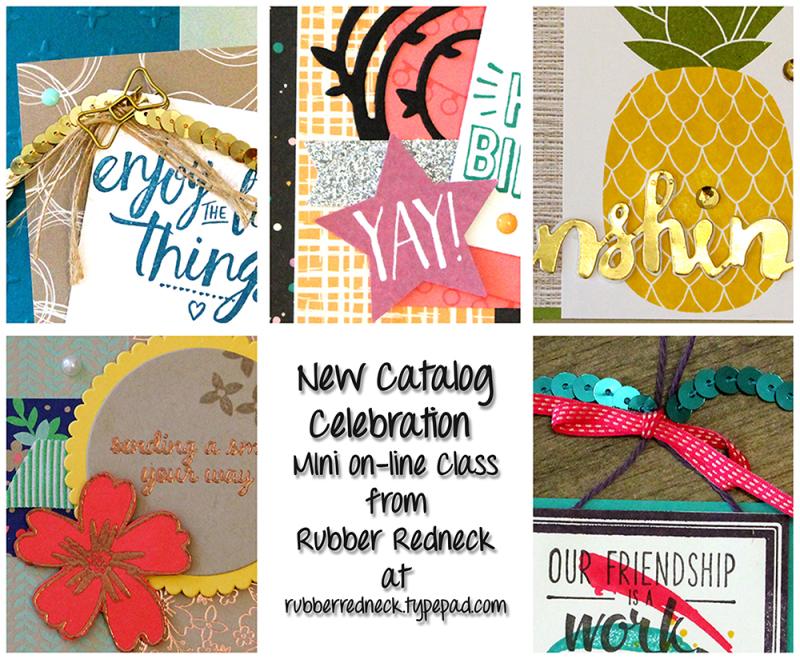 New Catalog Celebration