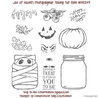 Jar of Haunts