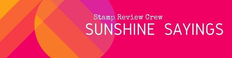 Sunshine sayings banner