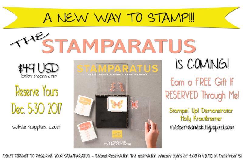 Stamparatus December